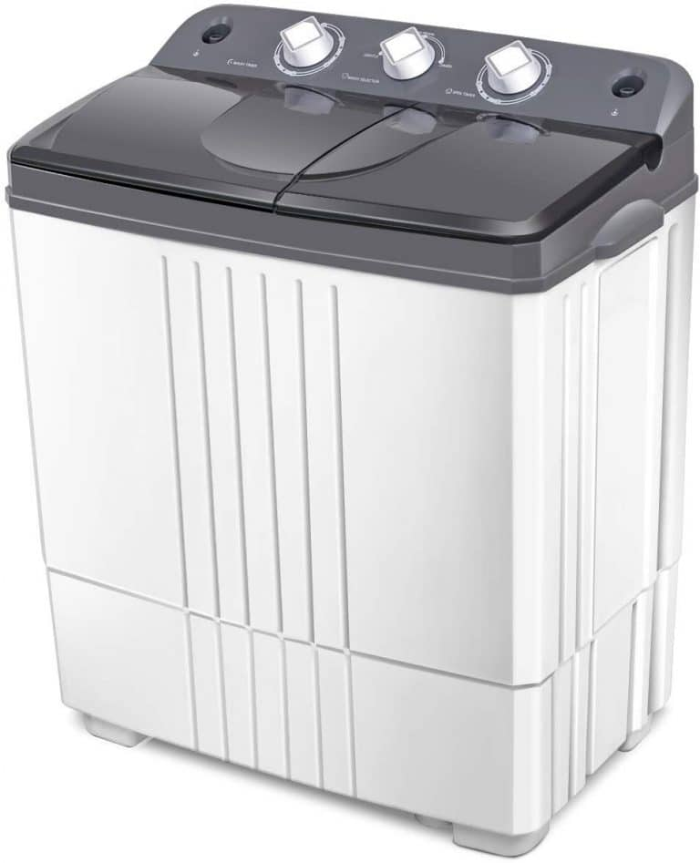 COSTWAY Washing Machine 20Lbs