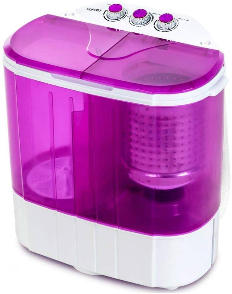 Kuppet 10lbs Compact Mini Washer