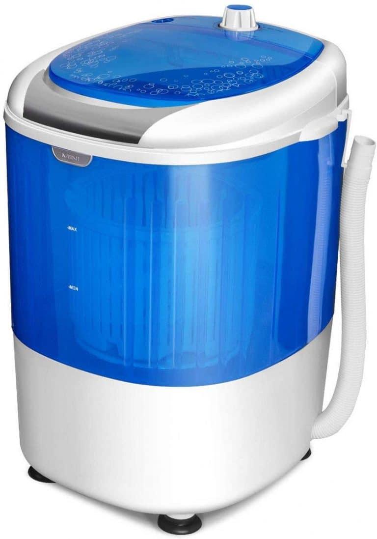 COSTWAY compact washing machine review