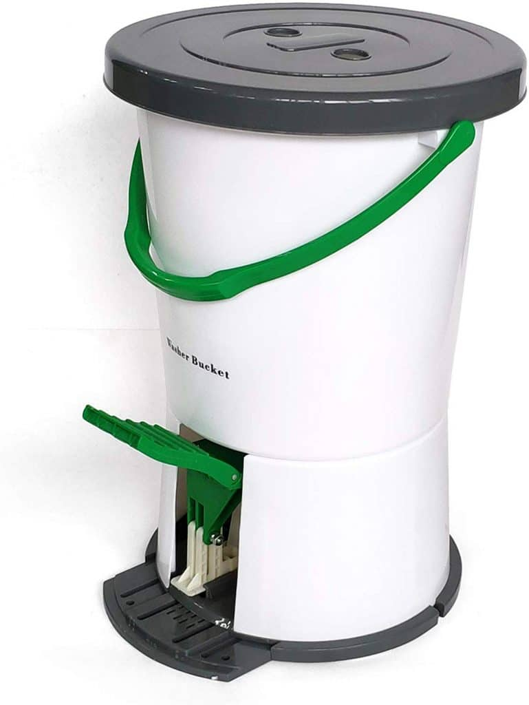 Clothes washer bucket review