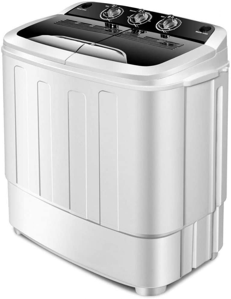 Giantex Portable washing machine review