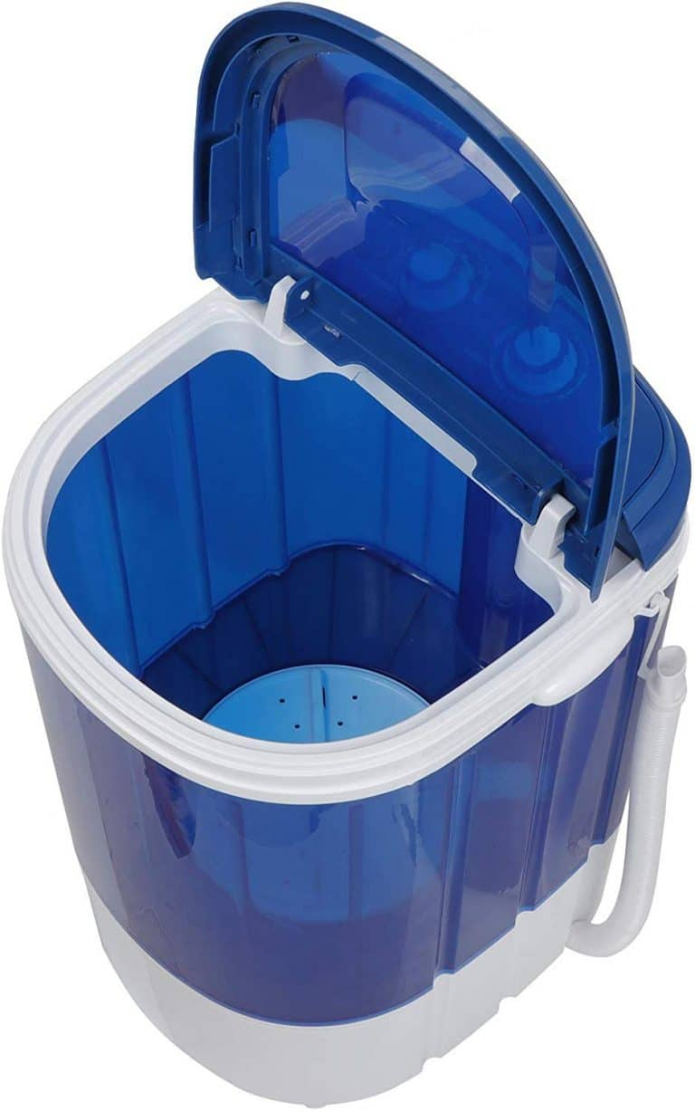 ZenStyle portable single tub machine review