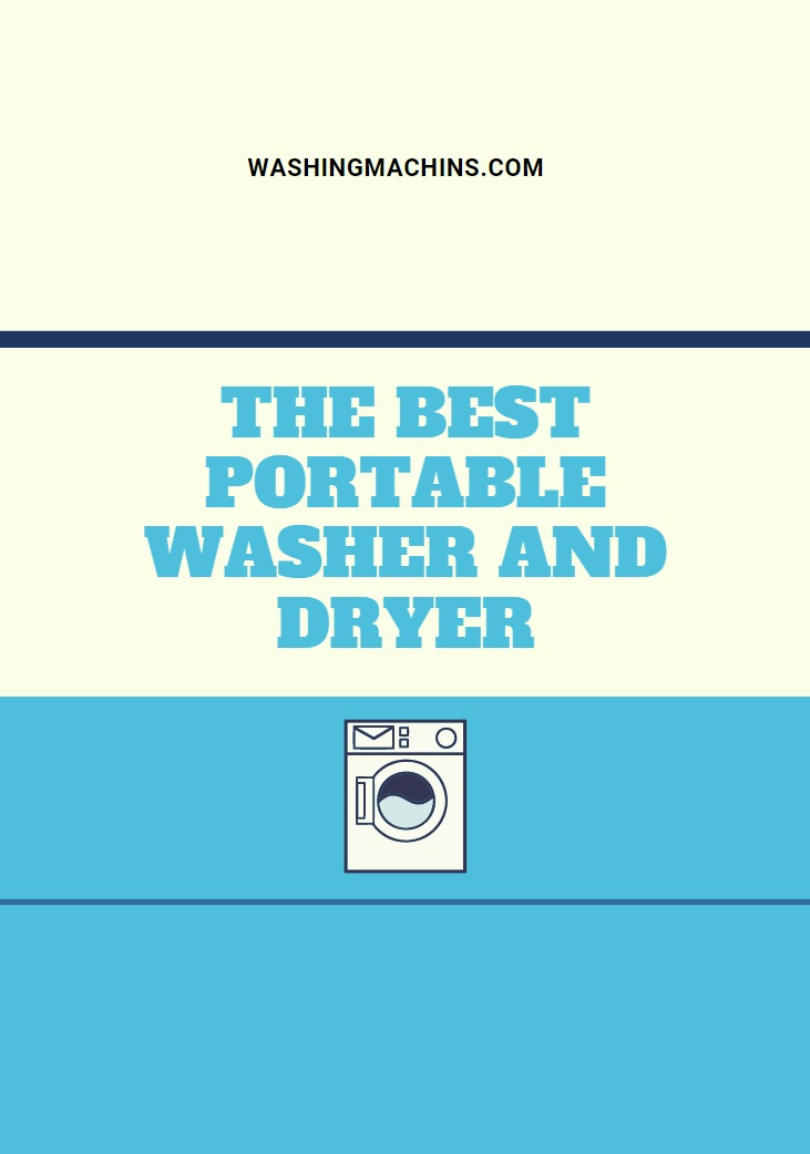 portable washer and dryer sets