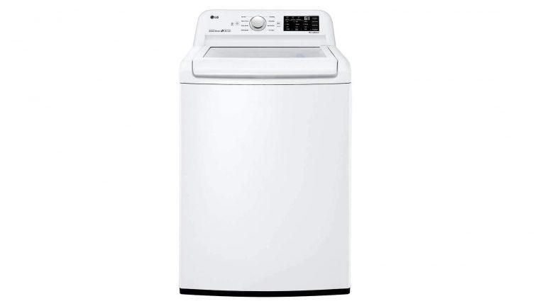 LG WT7100CW washing machine