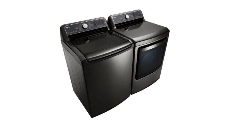 LG washer WT7600HKA