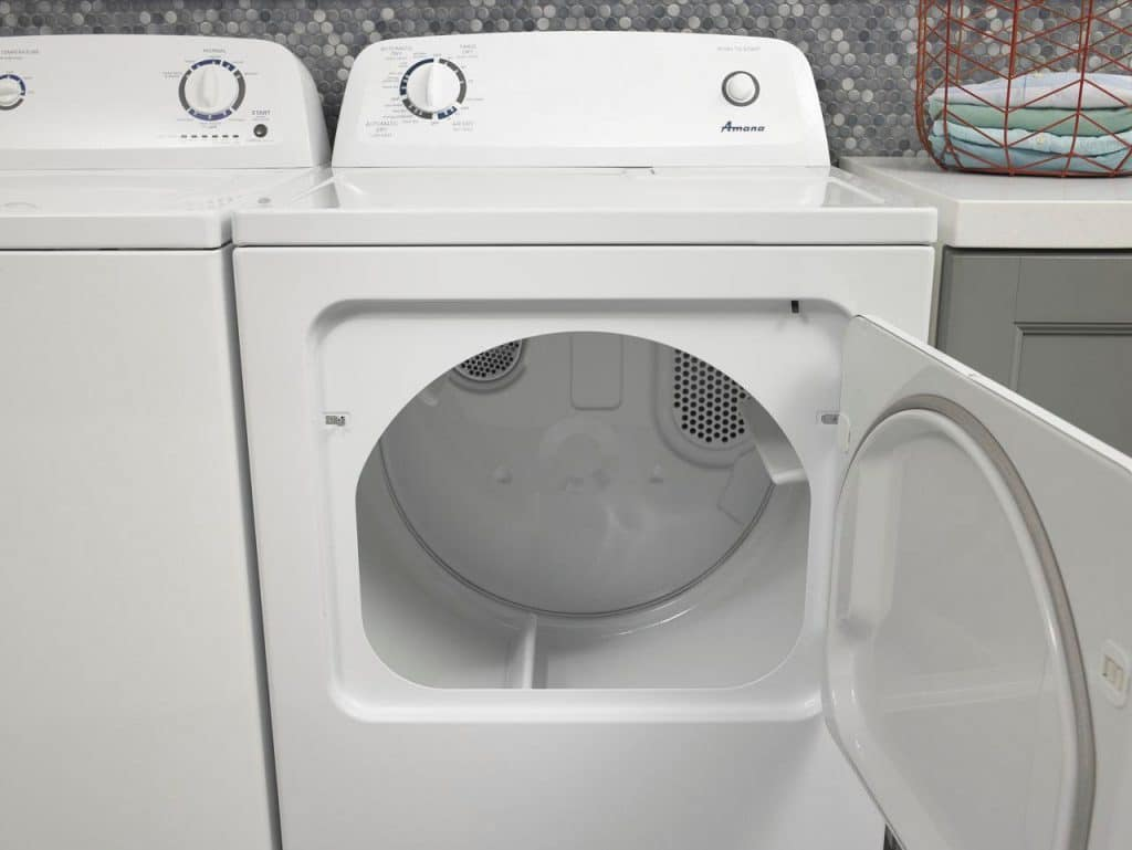 amana 6.5 electric dryer