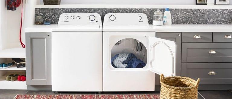 amana dryers
