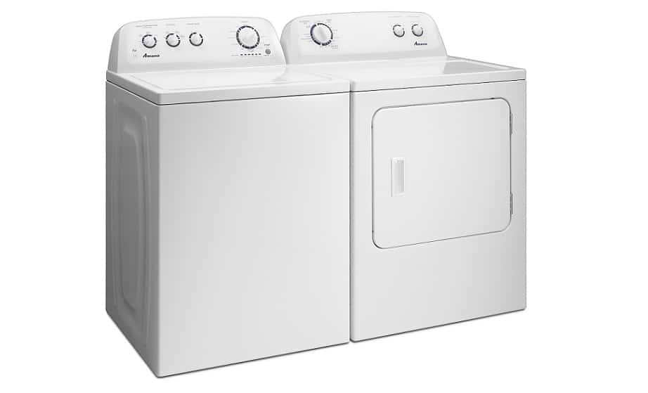 amana washer and dryer reviews.