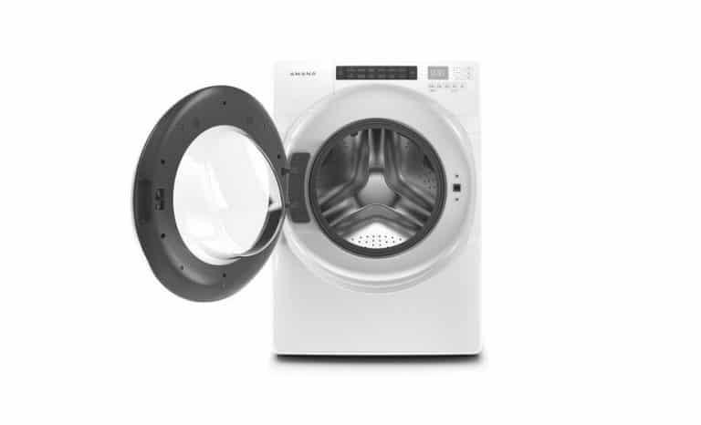 amana washer front load