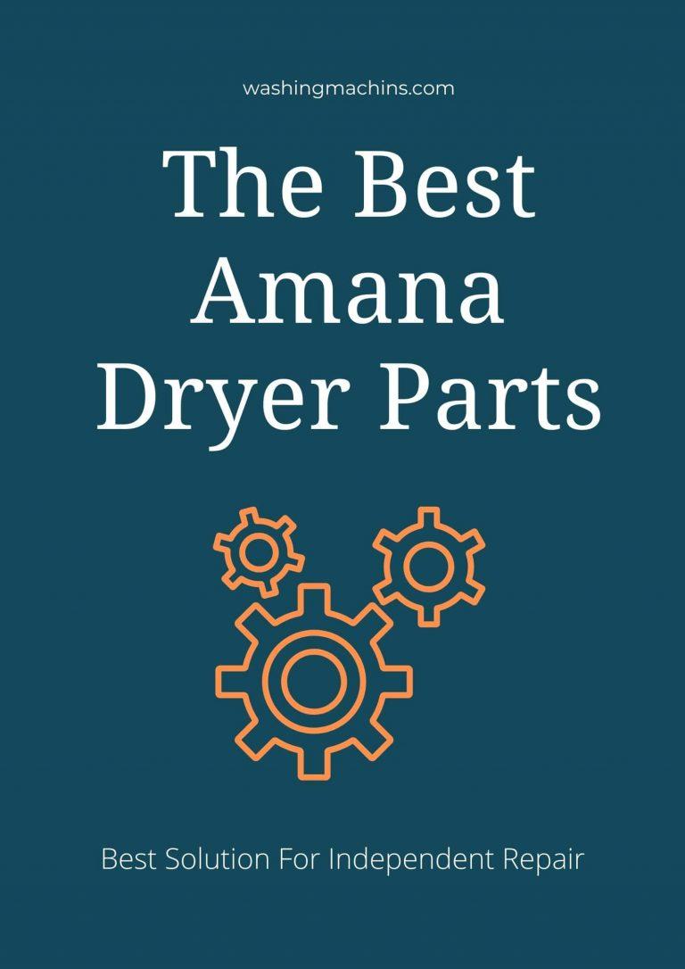 amana dryer parts.