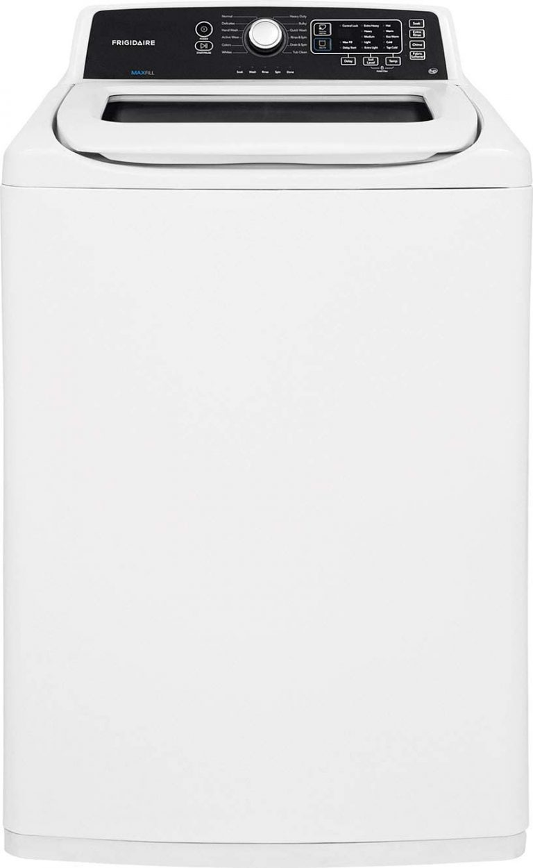 Frigidaire FFTW4120SW review