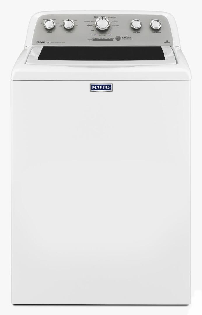 Maytag MVWX655DW review