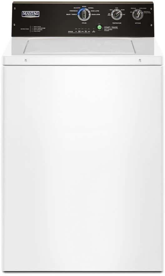Maytag MVWP575GW review