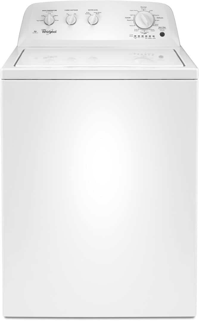Whirlpool WTW4616FW review