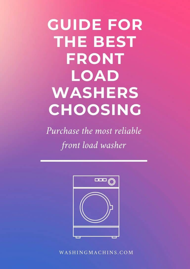 front load washer reviews.