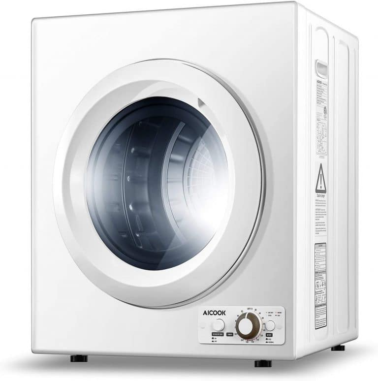 AICOOK 1400W Compact Laundry Dryer review