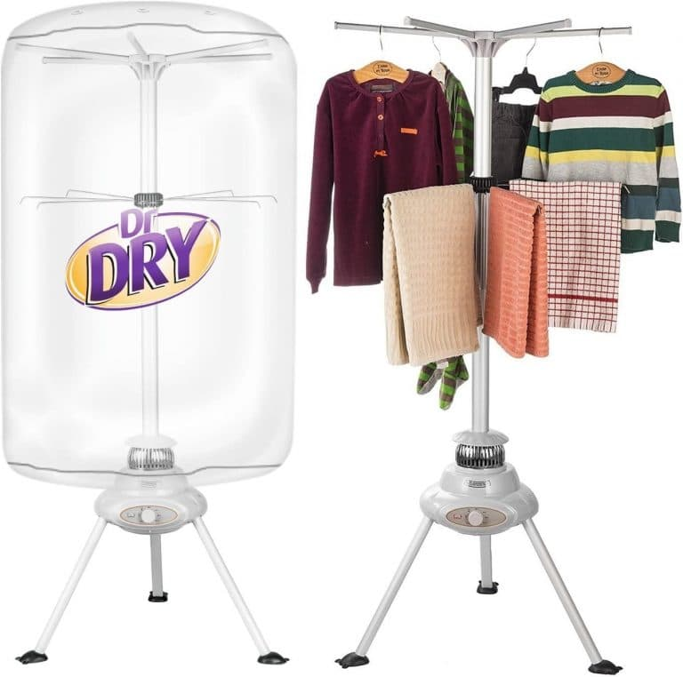 Dr. Dry Portable Dryer review