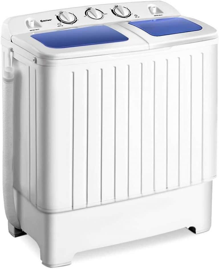 Giantex Portable Twin Tub Washing Machine review