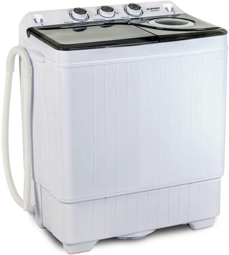 KUPPET Compact Twin Tub Washer review