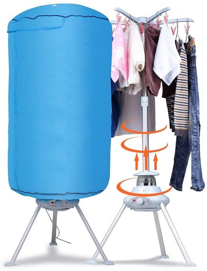 Panda Portable Ventless Clothes Dryer review