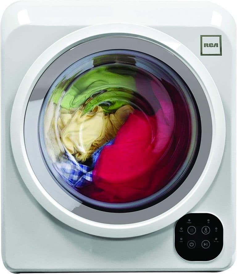 RCA RDR323 Electric Compact Portable Laundry Dryer review