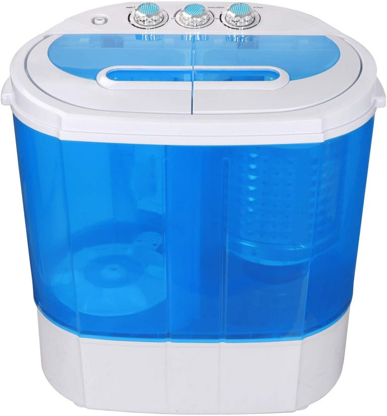 SUPER DEAL Portable Compact Washing Machine review