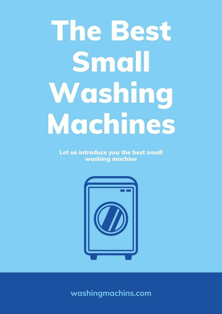 small washing machine