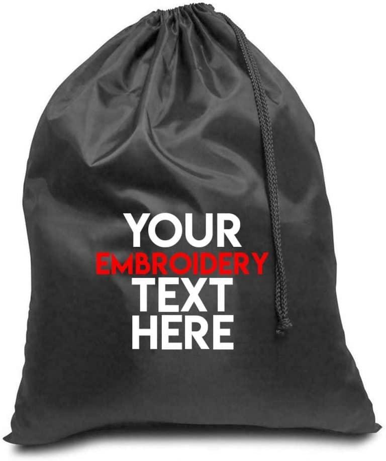 Custom Nylon Laundry Bags