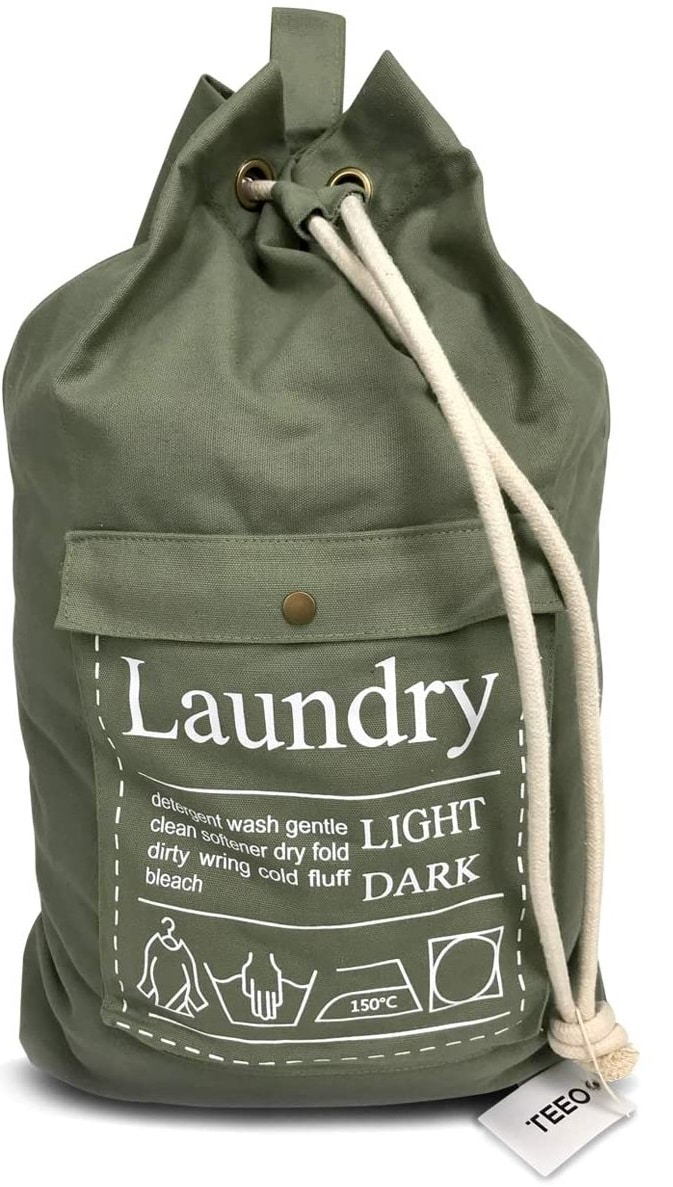 Teeo Students Laundry Bag