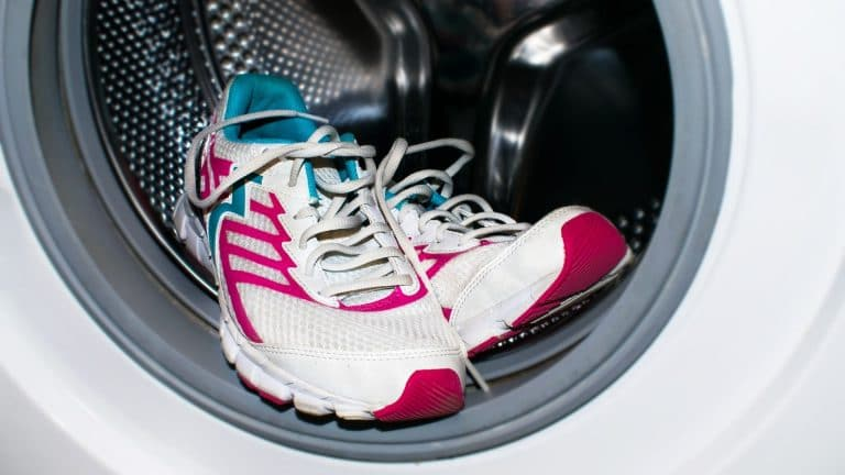 How to wash shoes in a washer