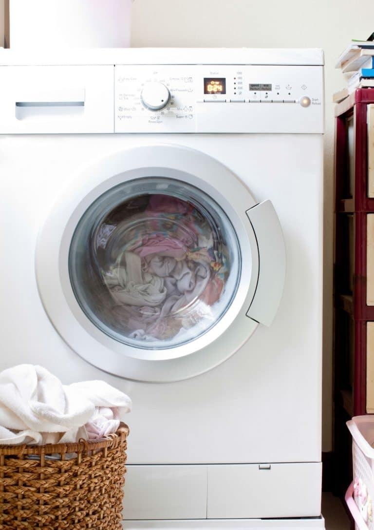 Portable washing machines for a studio flat
