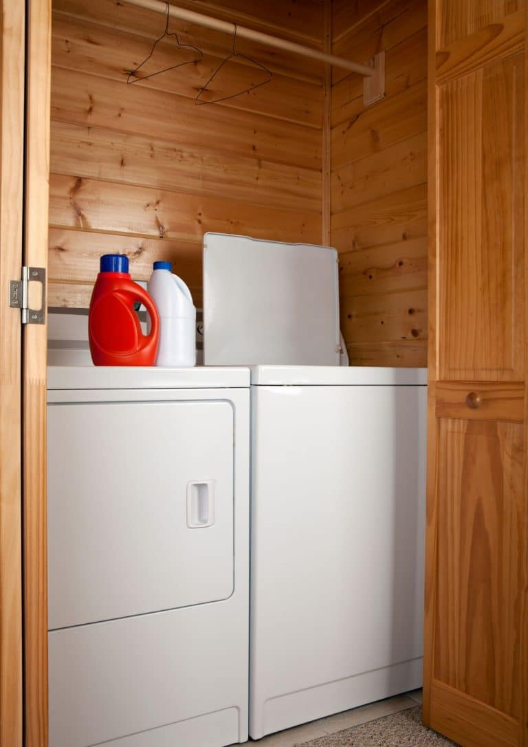 washer and dryer combo's basic advantages