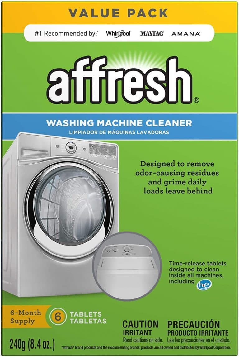 Affresh Washing Machine Cleaner for Front and Top Load Washers