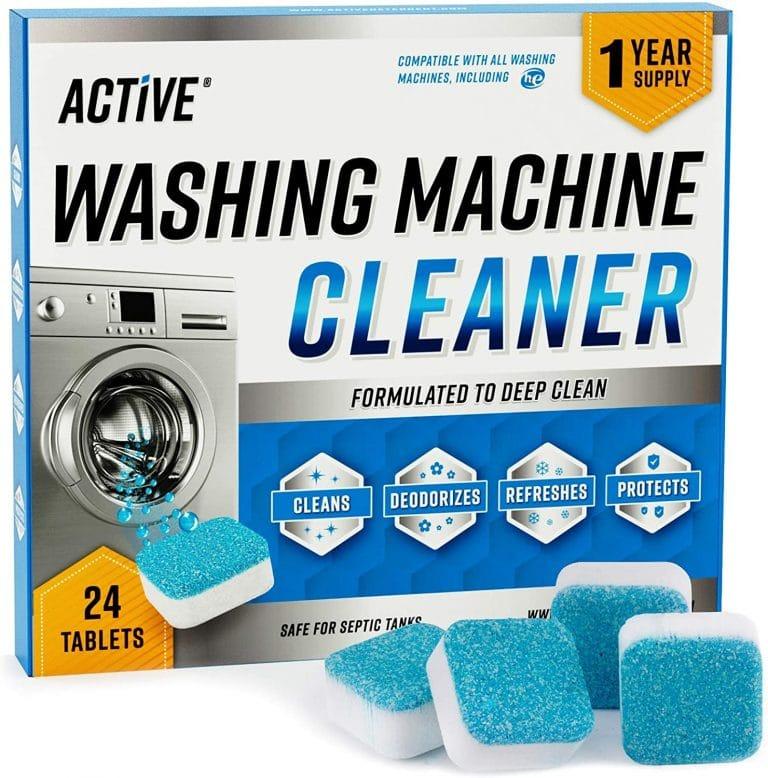 Washing Machine Cleaner Descaler 24 Pack
