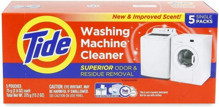 Washing Machine Cleaner by Tide (5 count box)