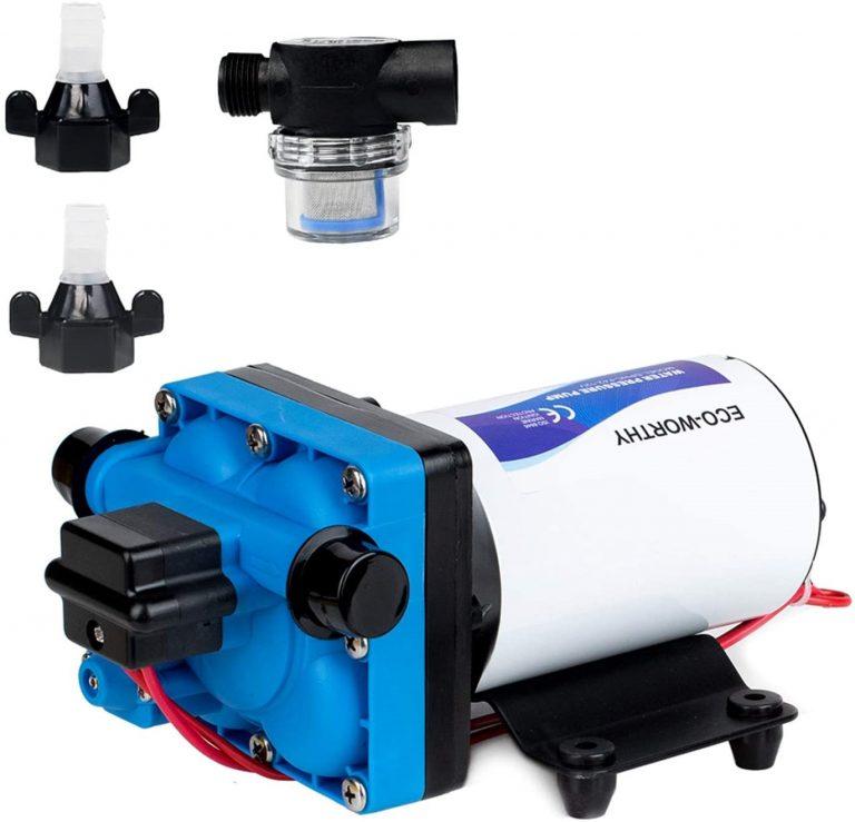 DC HOUSE 42-Series Upgrade Water Diaphragm Pressure Pump