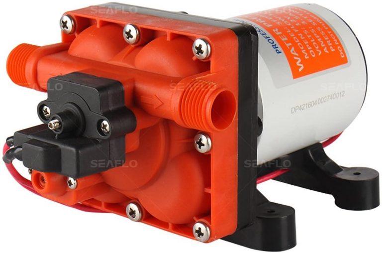 SEAFLO 42-Series Water Pressure Diaphragm Pump
