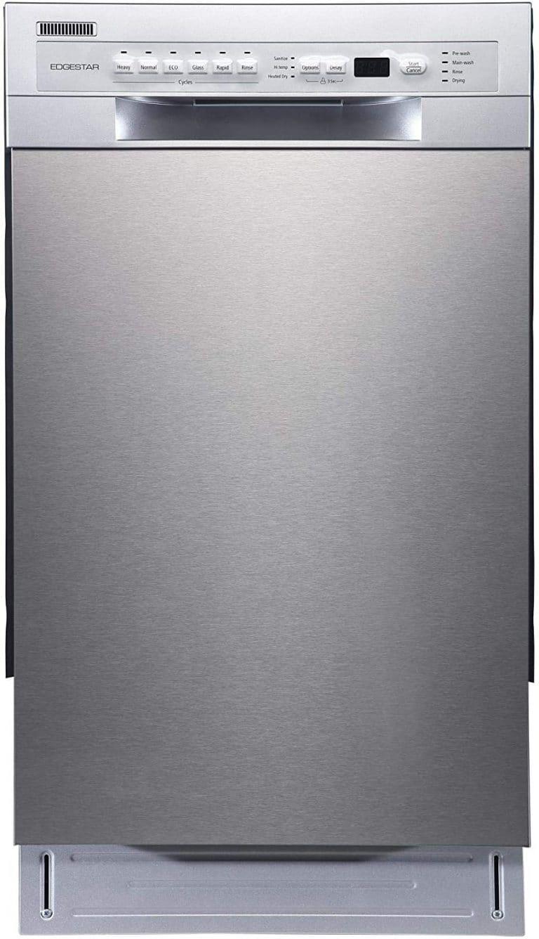 EdgeStar BIDW1802SS 18-inch 8 Place Dishwasher