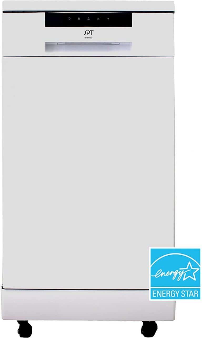 SD-9263W 18″ Energy Star Portable Dishwasher